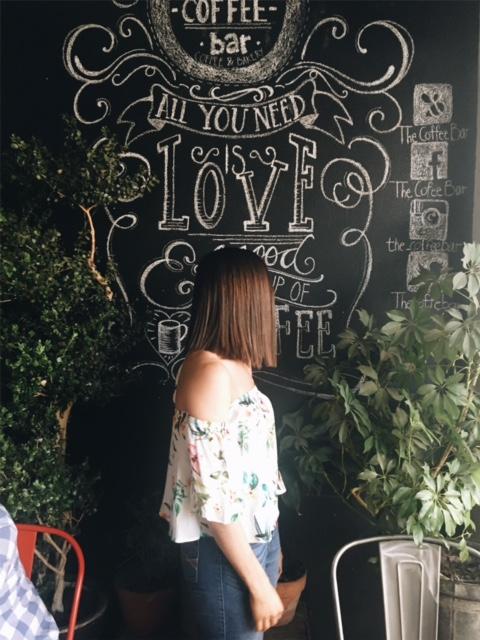 Tarde entre amigas y Sesión de Fotos de Moda en CoffeeBar Toluca