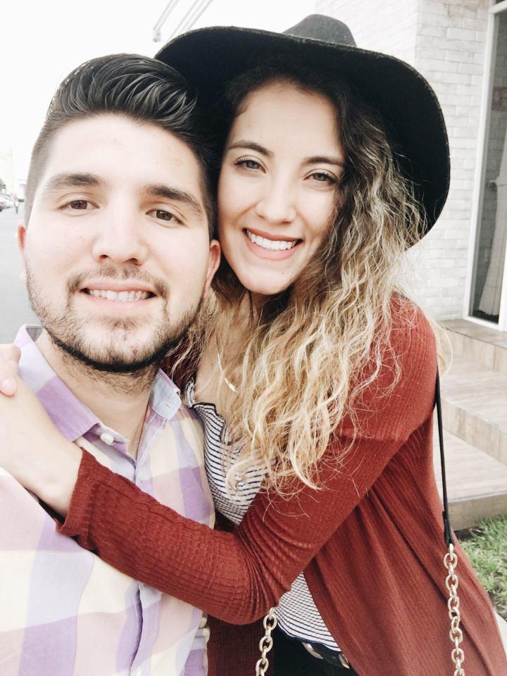 Un matrimonio bendecido por Dios con la llegada de un nuevo integrante a la familia.