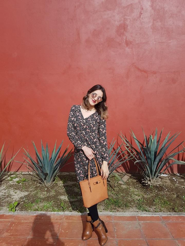 Blogger mexicana en Otoño