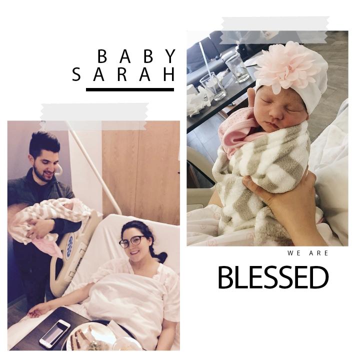 Baby Sarah 1