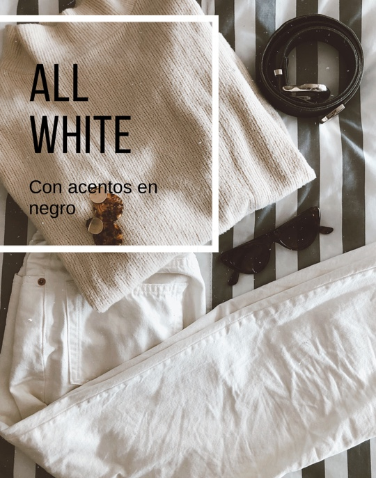 Diario de un guardarropa #22 |All White