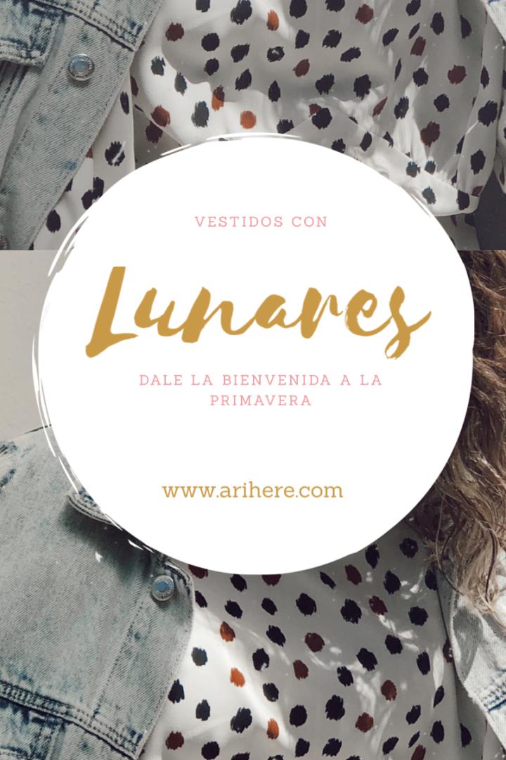 Diario de un guardarropa #24| Lunares para laprimavera